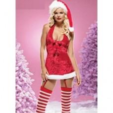 Christmas Mini Dress