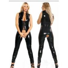 Cut Out Lady Jumpsuit
